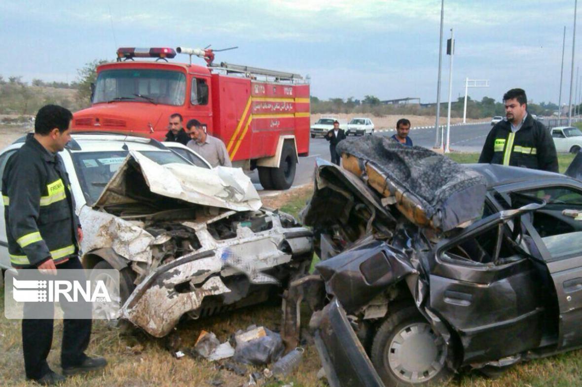خبرنگاران کاهش تلفات 17 هزار نفری حوادث رانندگی با راننده محورشدن بیمه