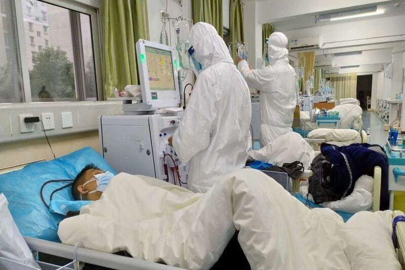 خبرنگاران مبتلایان به ویروس کرونا در استان قزوین 2نفر اعلام شد