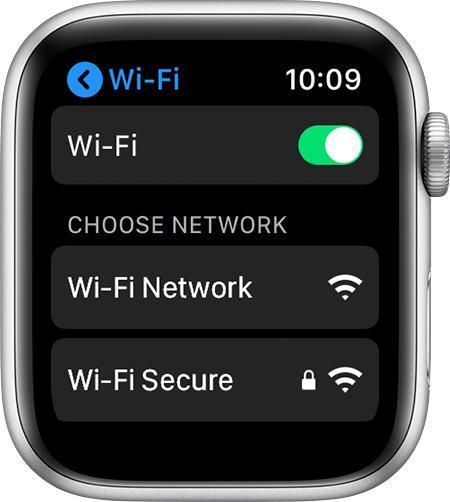 چگونه اپل واچ را به وای فای متصل کنیم