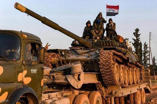 ارتش سوریه بیش از 200 منطقه را درحومه حلبو ادلب آزاد کرده است