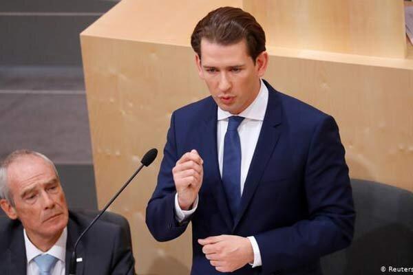 اقدامات ضد کرونایی اتریش ، برگزاری مراسم عروسی، سوگواری و نیایش ممنوع شد