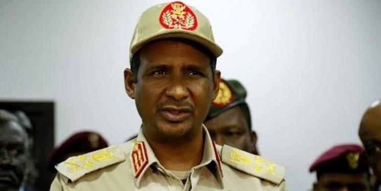 دیدار معاون شورای انتقالی سودان با رئیس جمهور مصر