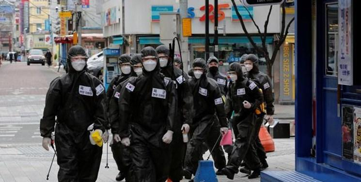 چین و کره جنوبی روی نوار کاهش ابتلا به ویروس کرونا