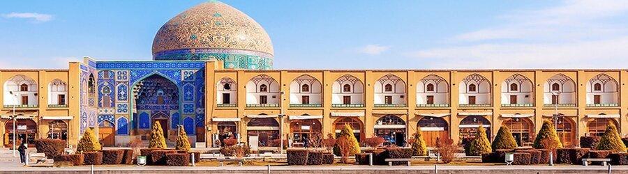 جاذبه های دیدنی راستا تهران اصفهان با اتوبوس