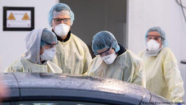 شمار مبتلایان به کروناویروس در دنیا از مرز 634 هزار تن گذشت، شمار قربانیان نزدیک به 30 هزار تن
