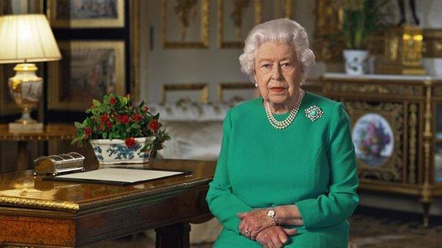 کرونا چالش بزرگ ملکه بریتانیا