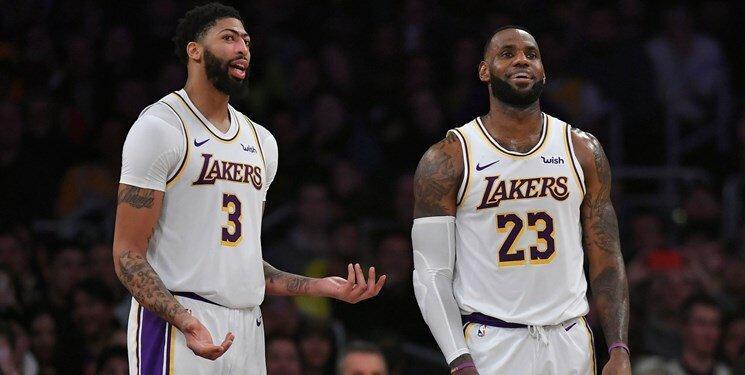 عکس، اضافه وزن ستاره های NBA در دوران قرنطینه