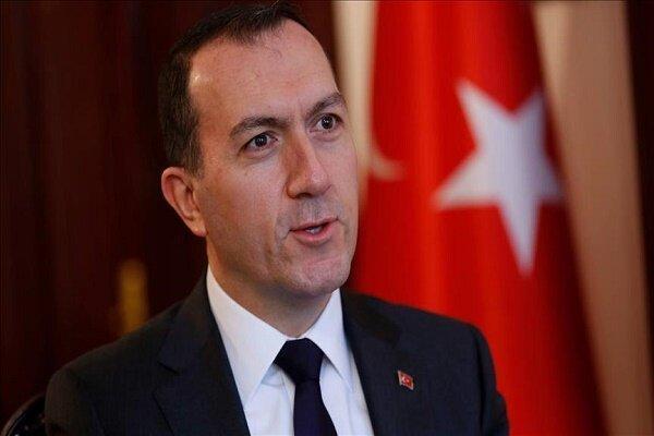 تأکید سفیر ترکیه در عراق بر لزوم تقویت روابط دوجانبه