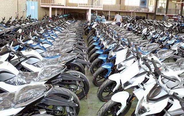 قیمت انواع موتورسیکلت در یکم خرداد