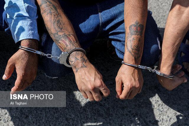 انهدام باند سرقت از افراد کهنسال در دزفول
