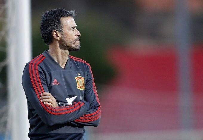 خبرنگاران فهرست جدید تیم ملی اسپانیا اعلام شد