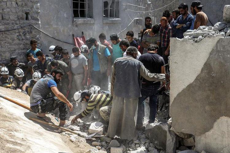اولین مورد مرگ ناشی از کرونا در مناطق تحت کنترل تحریر شام در ادلب؛ فاجعه شروع شد؟