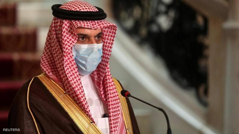 وزیر خارجه عربستان به عراق رفت