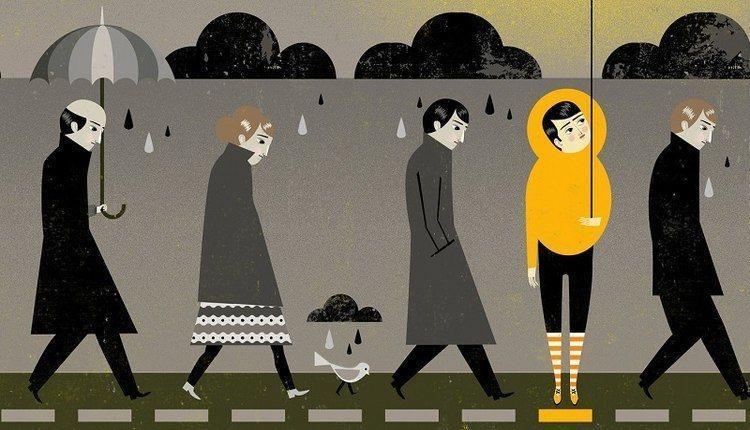 تفاوت غم و اندوه با افسردگی در چیست؟