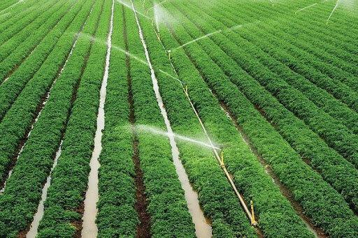 اجرای سیستم آبیاری نوین در بیش از 16 هزار هکتار از اراضی کشاورزی آذربایجان غربی