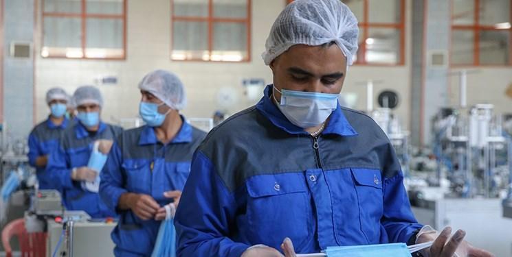ماسک 1300 تومانی در داروخانه ها عرضه می گردد