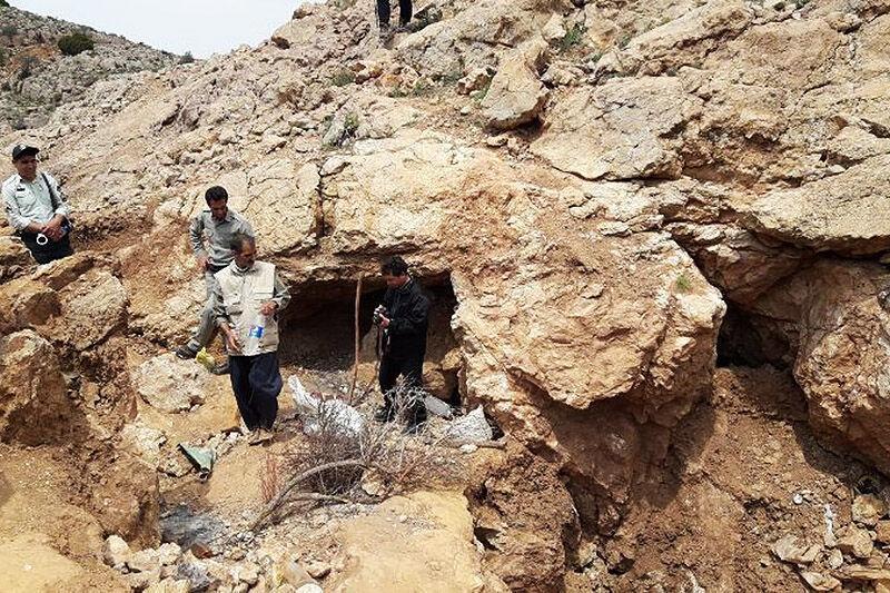 خبرنگاران 203 تن سنگ معدن سرب و روی در اسفراین کشف شد