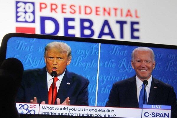 نکات کلیدی دومین مناظره رو در روی ترامپ و بایدن