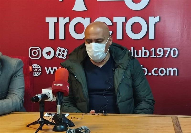 منصوریان: تعویق لیگ اجتناب ناپذیر و طبیعی بود، از بازیکنان جوان و با انگیزه استفاده می کنیم