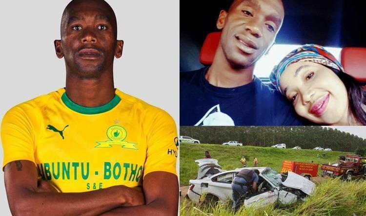 (عکس) کشته شدن ستاره فوتبال در سانحه دلخراش رانندگی