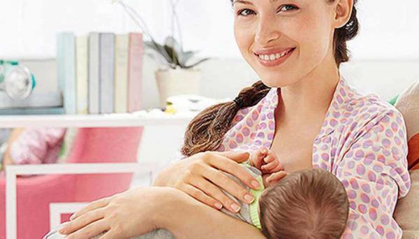 رفع نفخ شیر مادر با تغییر در رژیم غذایی