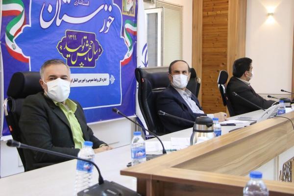 خبرنگاران ردیف اعتباری درآمد حاصل از فروش نفت خوزستان به 50 درصد افزایش یابد