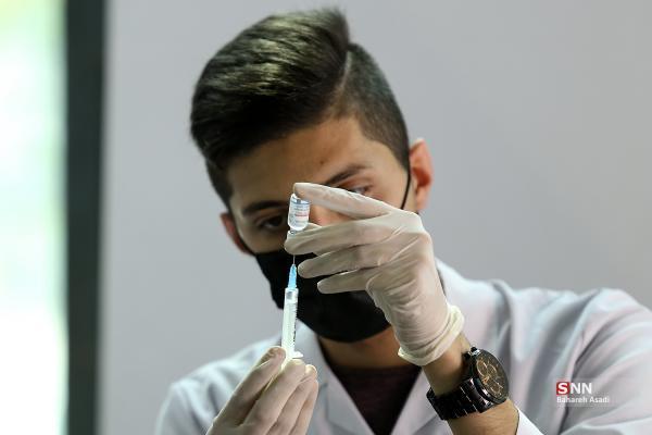 رکورد تزریق روزانه واکسن کرونا در کشور شکست، تزریق884810 دُز در شبانه روز گذشته